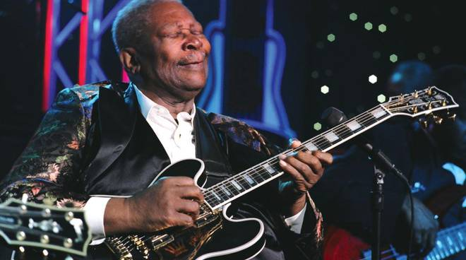 B.B. King, icona del Blues