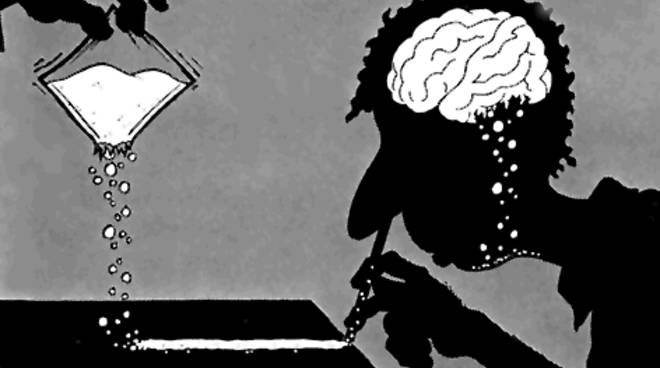 Basta una dose di cocaina per modificare il cervello
