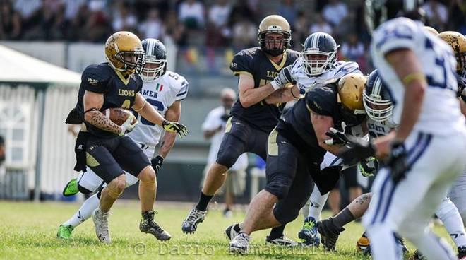 Bella vittoria per i Lions Bergamo