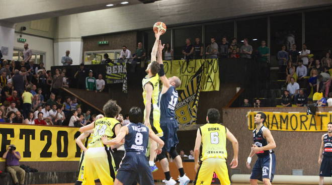Co.Mark-Fortitudo 0-3 (foto Bergamo Basket)