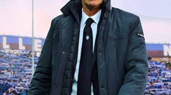 Edy Reja, tecnico dell'Atalanta dal 4 marzo 2015