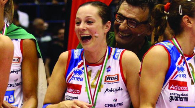 Eleonora Lo Bianco torna a Bergamo