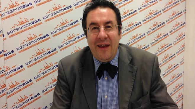 Ermanno Baldassare, presidente dell'Ordine degli Avvocati di Bergamo