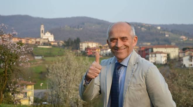 Franco Cometti, candidato sindaco di Sorride Sorisole