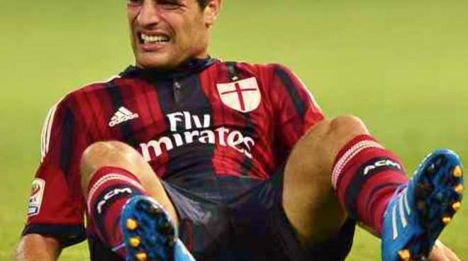 Giacomo Bonaventura è passato al Milan l'1 settembre 2014