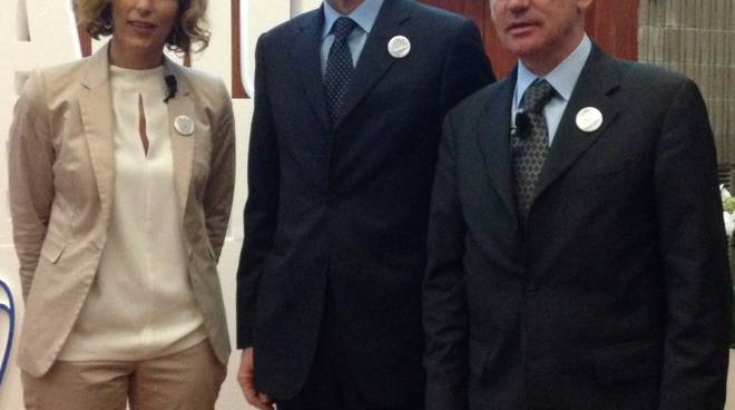 Giovanna Ricuperati, Ercole Galizzi e Roberto Zappa