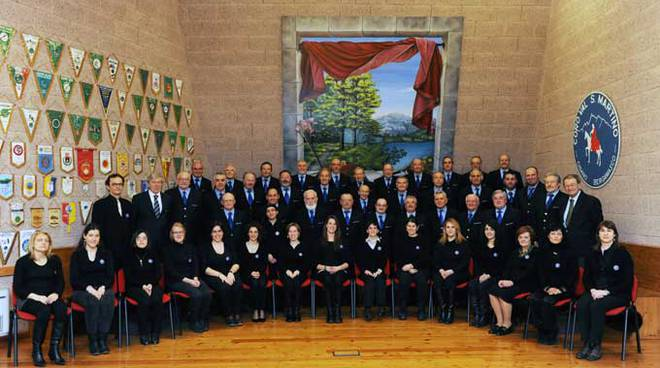 Il coro Val San Martino
