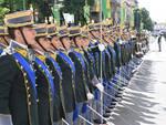 Il giuramento dei cadetti della Guardia di Finanza 2015