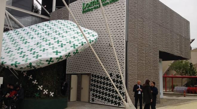 Il Padiglione Lombardia all'Expo