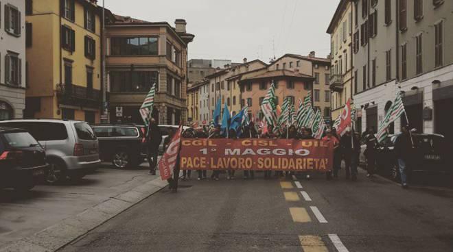Il Primo Maggio 2015 a Bergamo