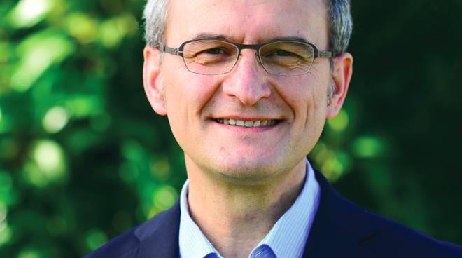 Il sindaco Stefano Gamba