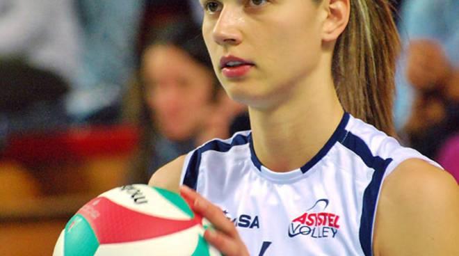 Katarina Barun torna a Bergamo