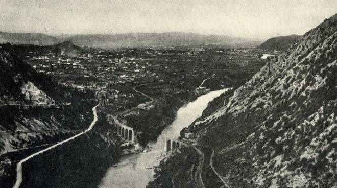 La testa di ponte di Gorizia