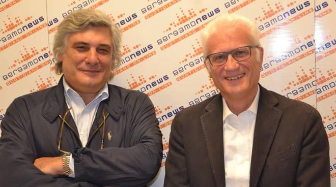 Livio Valli e Paolo Cividini della Return Holding