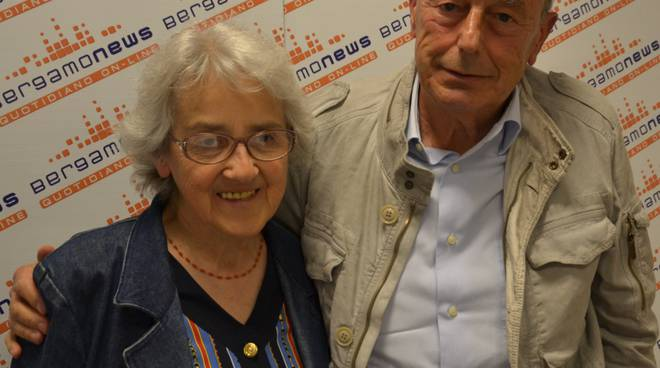Mina Welby e Beppino Englaro