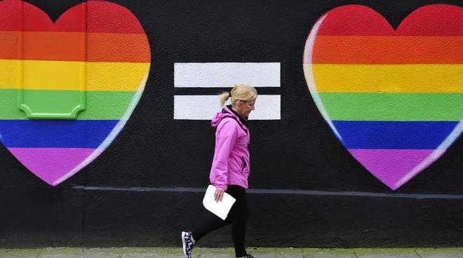 Nozze gay in Irlanda