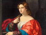 (Palma il Vecchio) Ritratto di donna, detta La Bella. Madrid, Museo Thyssen-Bornemisza.
