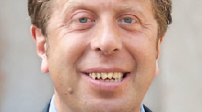 Paolo Olini, sindaco uscente di Clusone