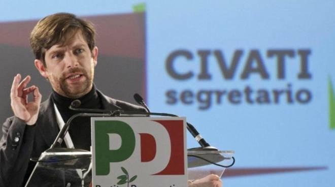 Pippo Civati se ne va dal gruppo del Pd alla Camera