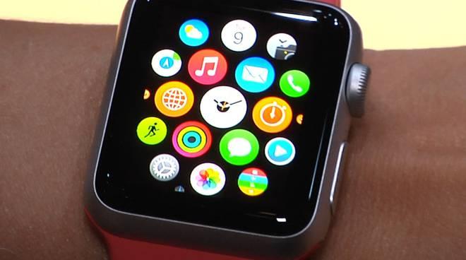 Previsioni al ribasso per Apple Watch (foto macitynet.it)