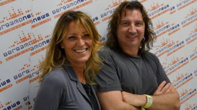 Raffaella Bellini e Massimo Numa della BBBand