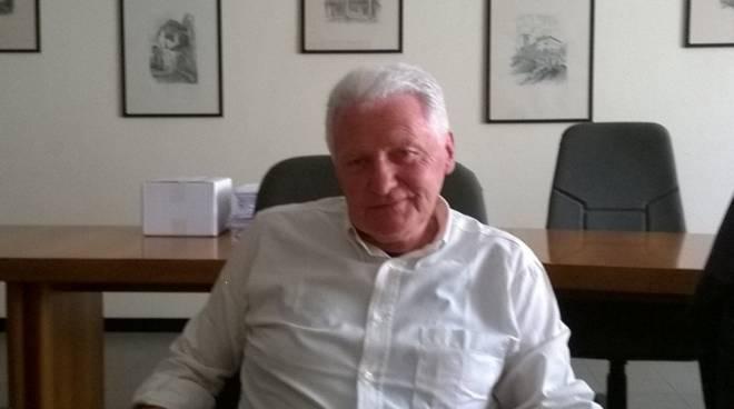 Santo Ghisleni, candidato sindaco di Nuova Proposta