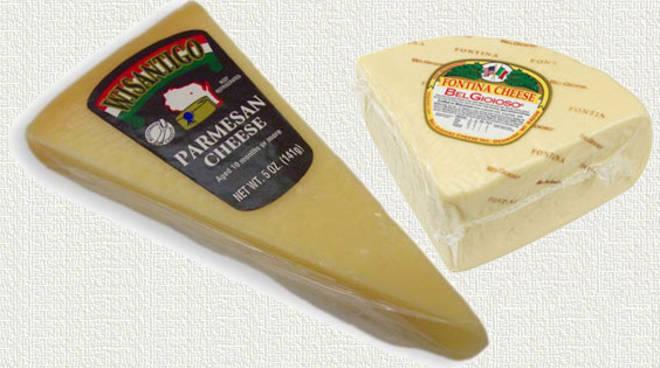 Sfida tra formaggi originali e fasulli