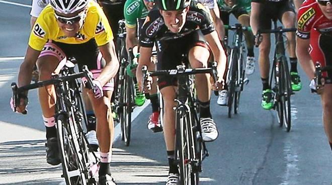 Team Colpack primo alla Vuelta al Bidasoa