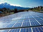Un impianto fotovoltaico