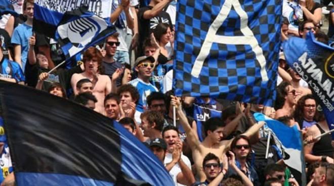 A Bergamo la gente torna allo stadio