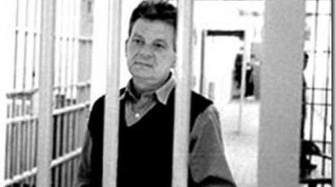 Adriano Sofri in carcere