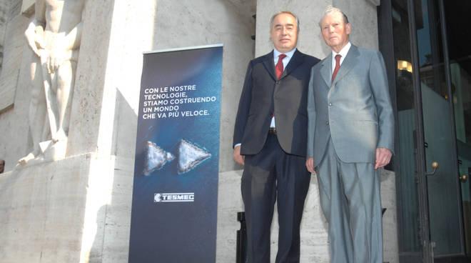 Ambrogio Caccia Dominoni e Alfredo Brignoli
