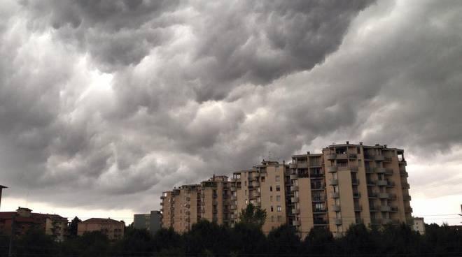 Bergamo, domenica con temporale in arrivo