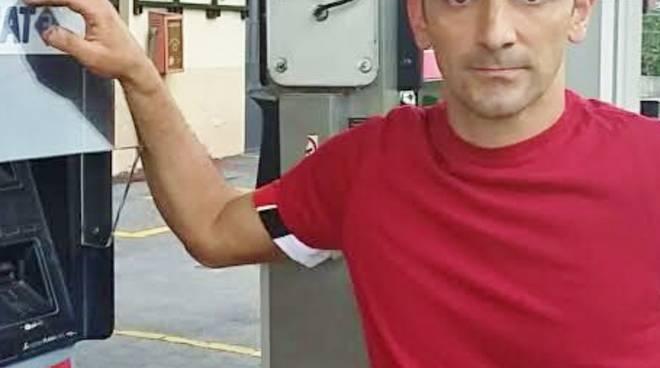 Giuseppe Effendi, il benzinaio rimasto senza lavoro
