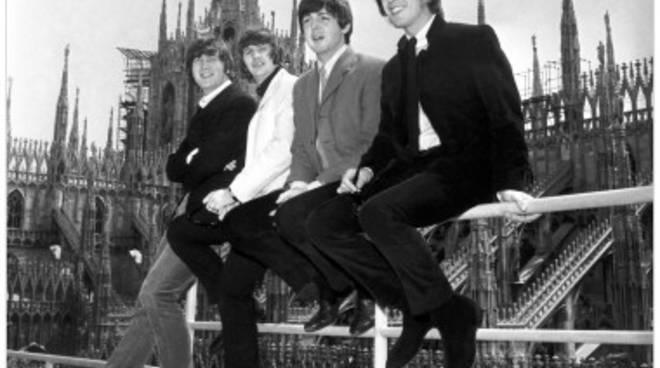 I Beatles a Milano il 24 giugno 1965