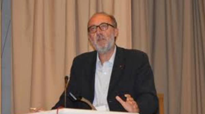 Il segretario provinciale della Cgil Luigi Bresciani