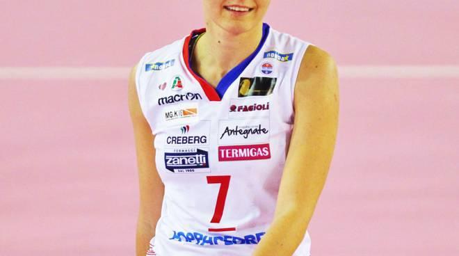 Jalena Blagojevic, giocherà in Turchia
