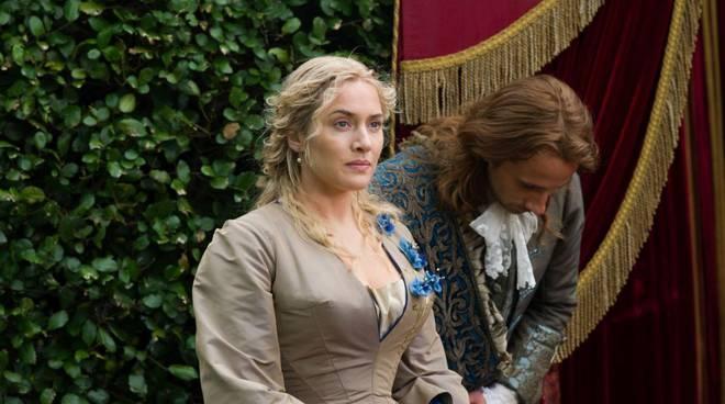 """Kate Winslet, protagoniste de """"Le regole del caos"""""""