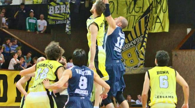 La Bergamo Basket vuol giocare al palazzetto