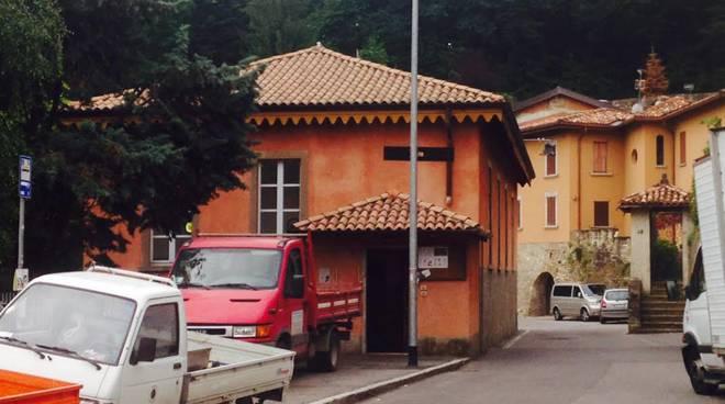La ex scuola materna di Castagneta