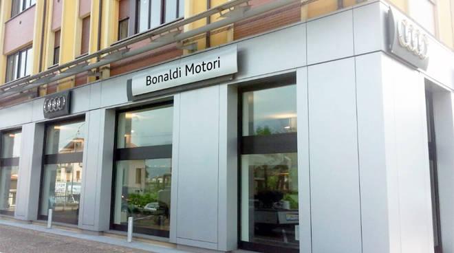 La filiale Audi di Lecco del Gruppo Bonaldi