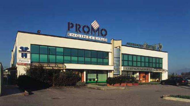 La sede della Promo Engineering a Treviolo