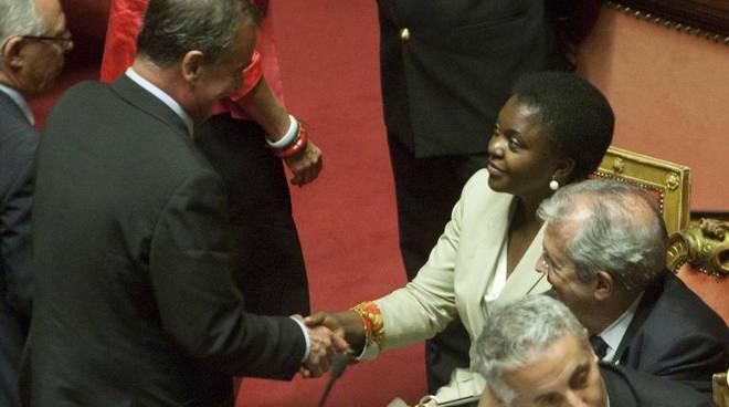 Le scuse di Calderoli a Kyenge