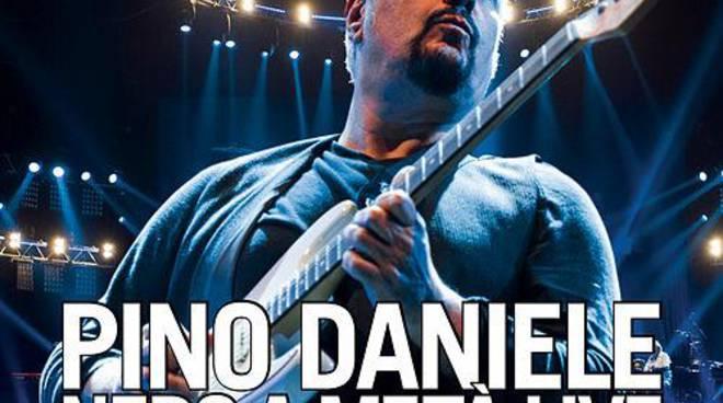Su disco l'ultimo concerto di Pino Daniele