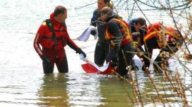 Tragedia sul lago d'Iseo