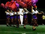 Un'esibizione della Millennium Drum & Bugle Corps (foto MIllenniumband.org)