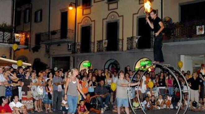A Sarnico il Buskers Festival