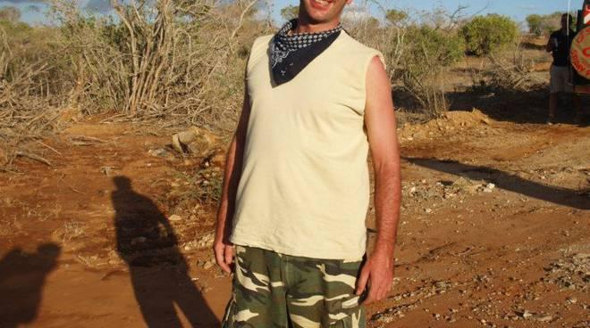Andrea Maffi in Kenia