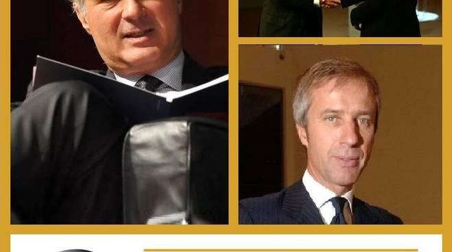 Andrea Moltrasio, Gianpiero Pesenti e Carlo Pesenti