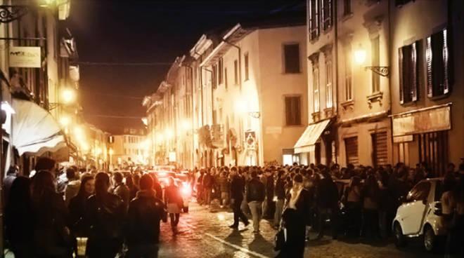 Borgo Santa Caterina, le restrizioni creano polemiche